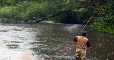 Documentaries on fly fishing, Fox Theater, to debut next week