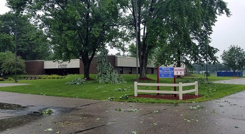 Monday summer school canceled