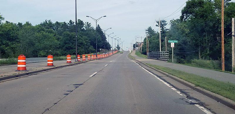 Traffic delays on Hwy. 66 begin Monday