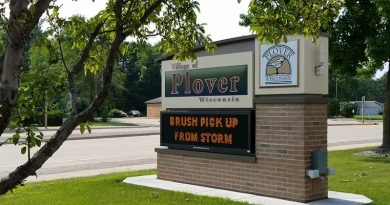 Plover to close overflow brush drop-off locations