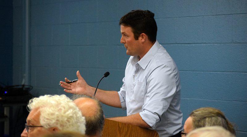 Holman says city's denial of land swap 'not surprising'