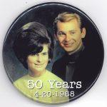 Nancy Larson (nee White), 74