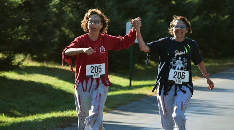 Tickets now available for second annual 'Zombie Fun Run'