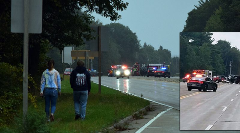 One dead, two injured in Hwy. 10 crash