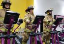 Park Ridge firefighters walk in memory of the 9/11 fallen