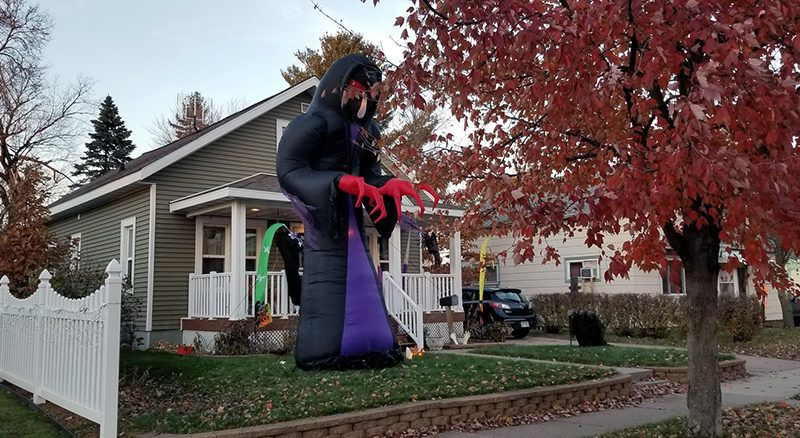 County: Small gatherings key to health Halloween