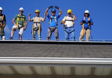 MREA, tech schools, partner to train new solar workforce