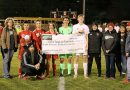 Boys soccer helps 'Kick the Stigma' of mental illness