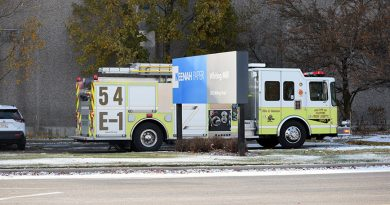 Crews respond to fire at Neenah Papers
