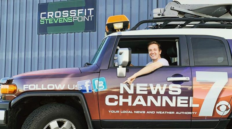 SPASH grad departs WSAW newsroom for Sentry PR