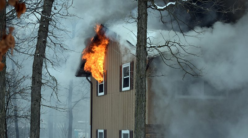 No injuries, but Hull home declared a total loss