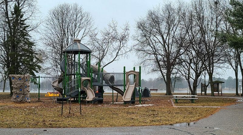 Public encouraged to use parks, but playgrounds closed