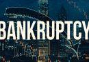 Frontier declares bankruptcy