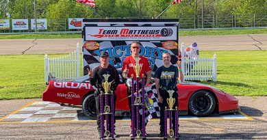 Speedways announces Dick Trickle 99 Results