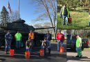 Plover VFW 'mobilizes' for Earth Day cleanup