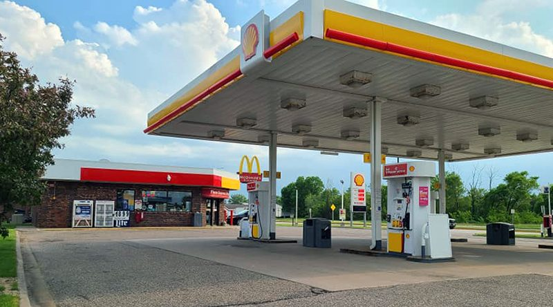 Individual who tested positive for COVID visited Plover gas station