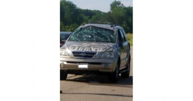 No injuries in I-39 crash