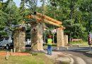 Storm remnants bring new life to park entrance