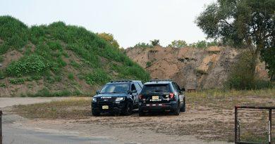 Police & Sheriff calls, Sept. 22