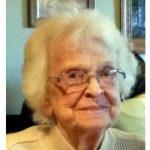 Margaret Louise Larson, 94
