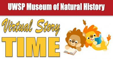 Virtual story time offered by UWSP