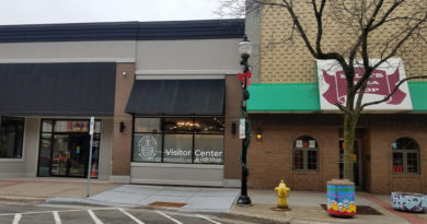 CVB announces opening date for new visitor center