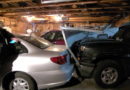 VIDEO: Friday night crash into Belts', nearby home