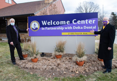 New welcome center at UWSP slated to open soon