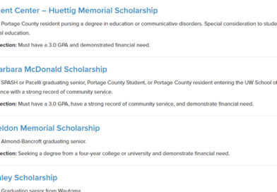 Application period opens for Community Foundation scholarships