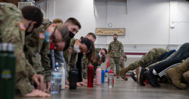 Wisconsin Army National Guard recruiters adapt during ongoing pandemic