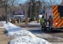 Natural gas leak triggers brief evacuation on northside