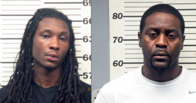 Two men face felony charges following Almond shooting