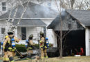 Washington Ave. garage lost in Easter fire