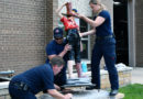 Boy and the Boot makes seasonal return to SPFD's front yard