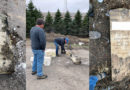Headstone found dumped at solid waste department baffles workers, police