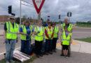 Worzalla employees team up for highway clean-up effort