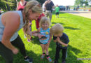 Despite heat, Cops-n-Bobbers sees record turnout
