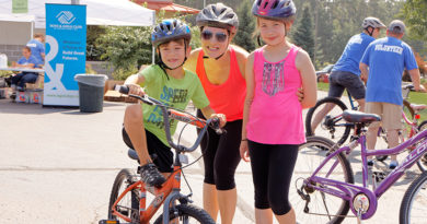 Pedal Point Rally '21 brings in over $30,000 for kids