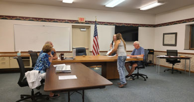 Video: Town of Plover trustees discuss communication problems with Chair