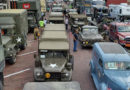Historic military vehicle convoy to travel through Point, Plover, Amherst