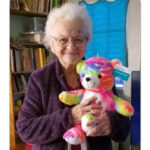 Dolores Mae Garrett (Ligman), 90