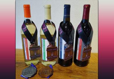 Sunset Point Winery returns from competition with numerous medals
