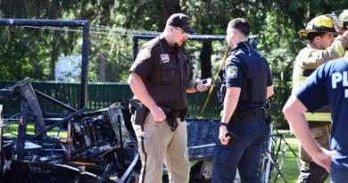 Police & Sheriff calls, September 15-17
