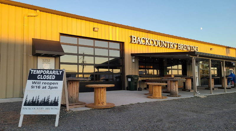 Investors swoop in to reopen Back Country Brewing