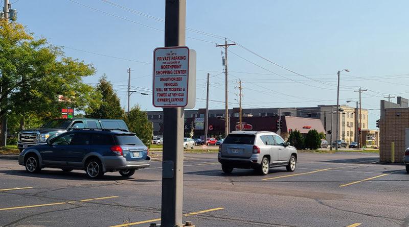 Tow truck driver blames motorists for Panacea parking snag