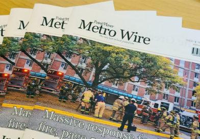 Makuski takes the Metro Wire to print