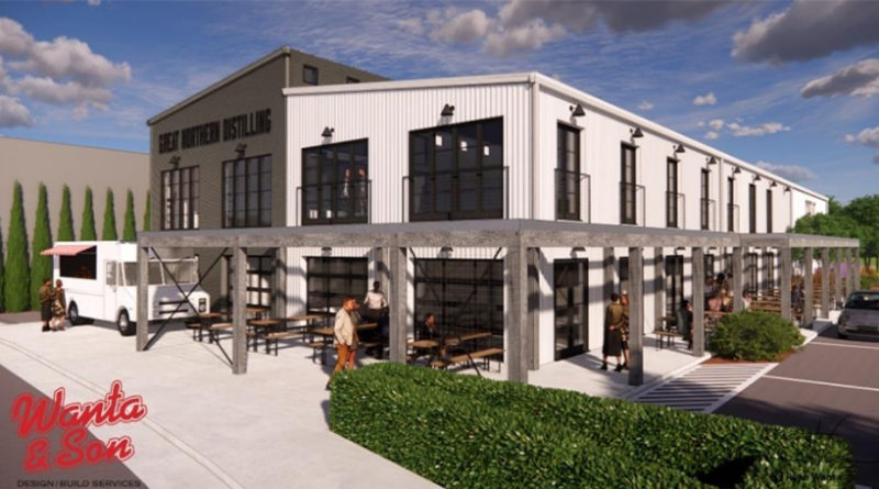 Plover distillery considers move to Stevens Point